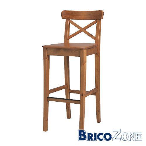 Chaise ilot cuisine chaise haute cuisine 65 cm homemesh for Chaises parson ikea