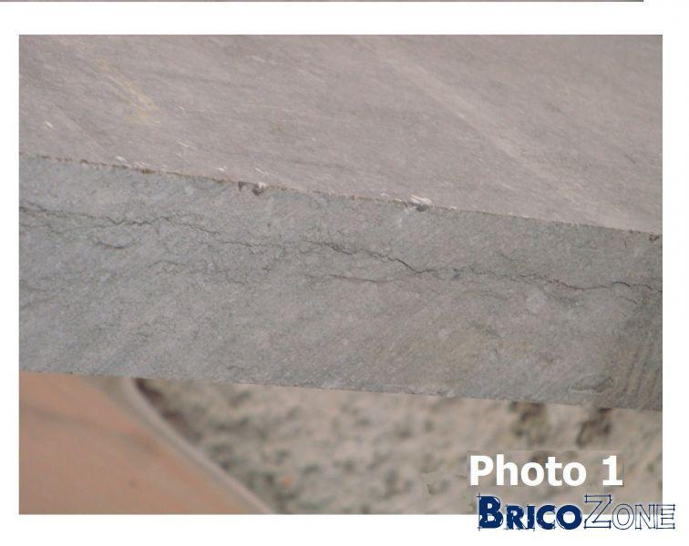 Micro fissure seuil de fenetre en pierre bleu for Fissure appui de fenetre