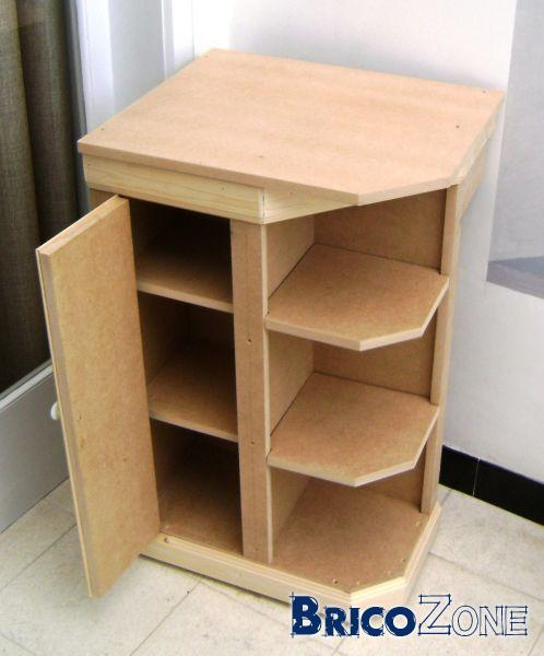 Faire ses meubles for Construire un meuble en mdf