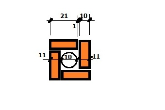 Proportions pour fabriquer poteau en b ton - Proportion pour faire du beton ...