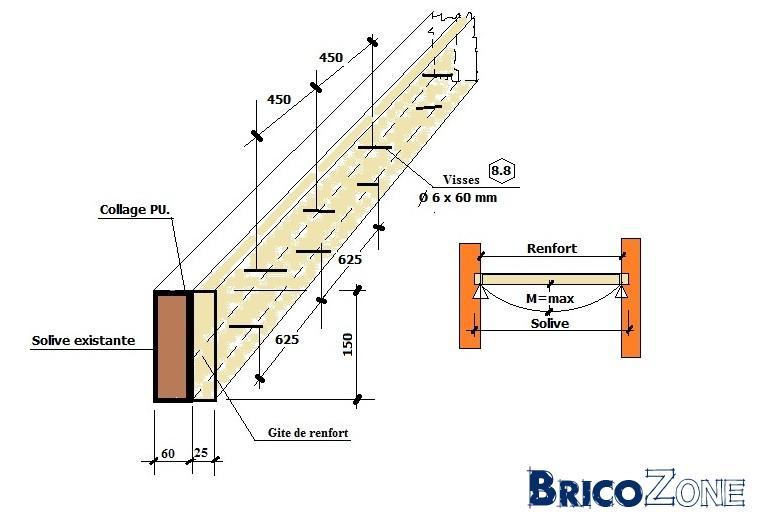 plancher chainage vs voliges viss es. Black Bedroom Furniture Sets. Home Design Ideas