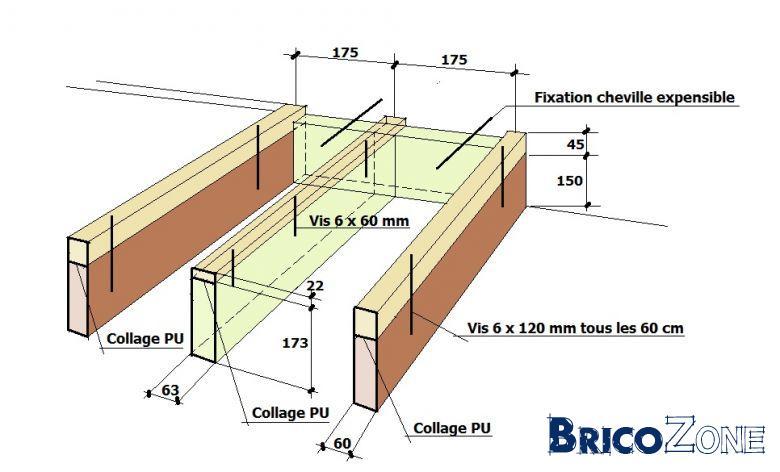 niveau plancher solives voliges. Black Bedroom Furniture Sets. Home Design Ideas