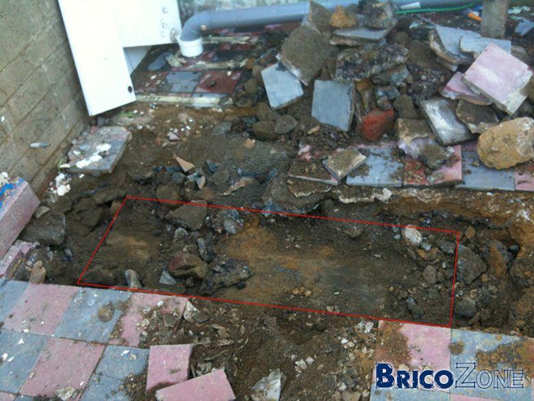 Realiser trappe d 39 acces fosse septique - Rehausse fosse septique ...