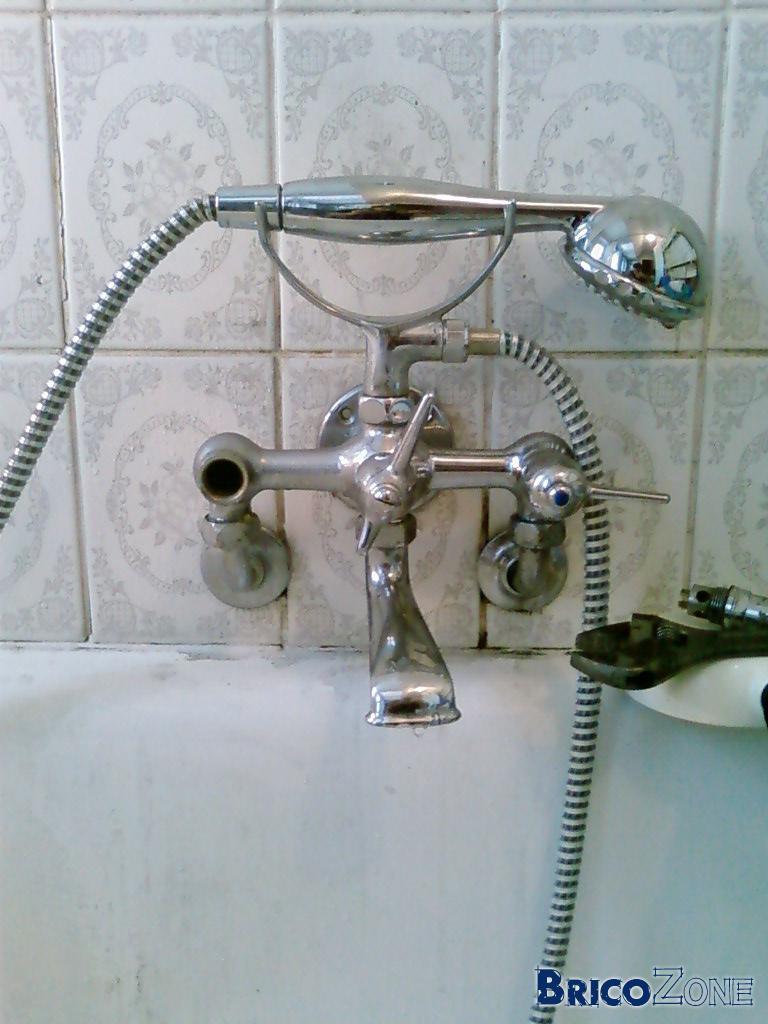 résultat supérieur 14 frais robinet baignoire ancien image 2018 ... - Changer Le Robinet D Une Baignoire