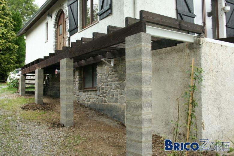 La terrasse : avant, pendant et après