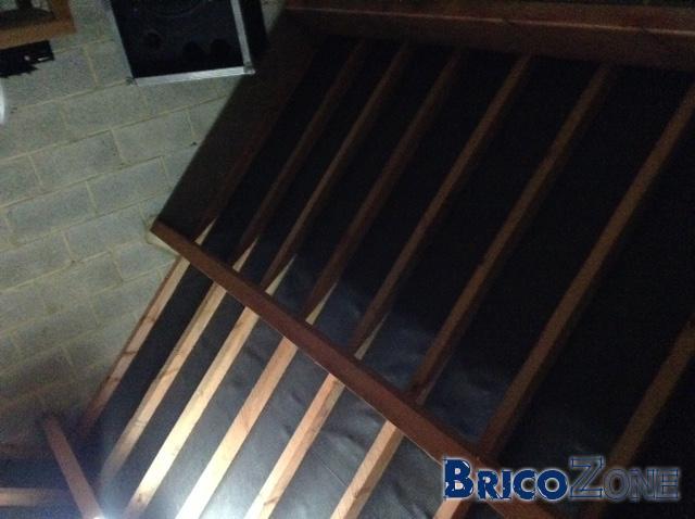 Comment isoler mon toit de garage for Isolation toit de garage