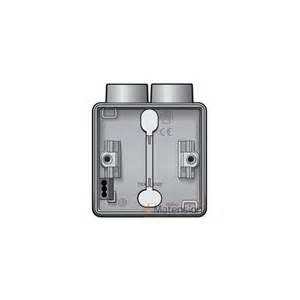Branchement circuit exterieur avec interrupteur