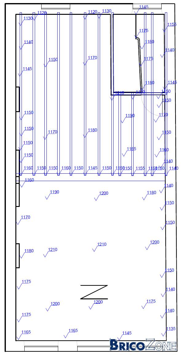 Renforcement plancher grenier (un classique!)