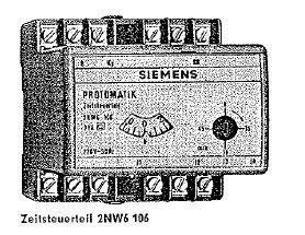 Chauffage électrique et Siemens Protomatik