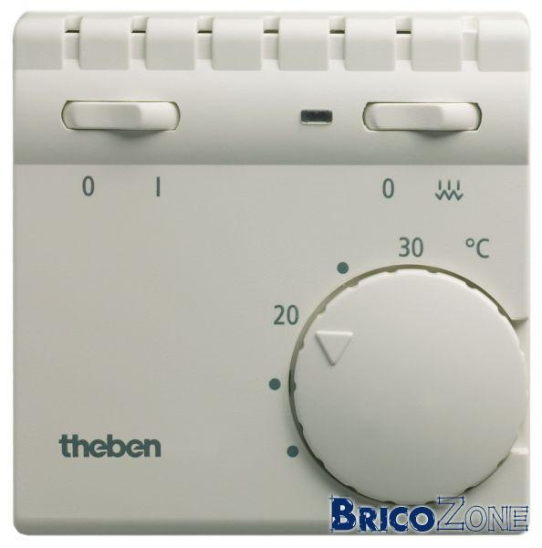 thermostat pour chauffage lectrique accumulation. Black Bedroom Furniture Sets. Home Design Ideas
