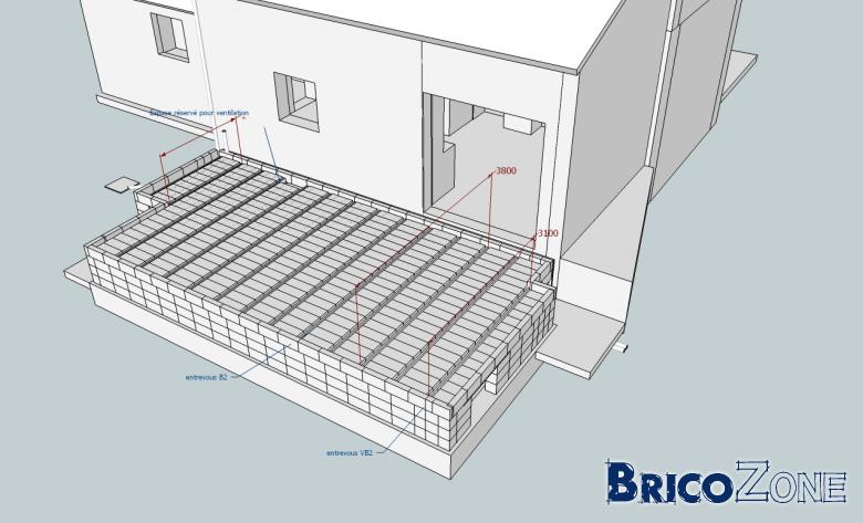 terrasse en hauteur beton free terrasse en hauteur beton dalles gantes bton pour terrasse. Black Bedroom Furniture Sets. Home Design Ideas