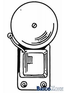 Remplacer vieux carillon de sonnette - Comment installer une sonnette filaire ...