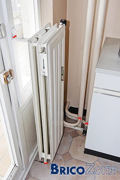 Supprimer vieux radiateur - Comment demonter un radiateur ...
