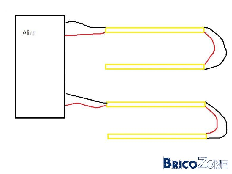 Cherche transfo 12VDC pour Strip led