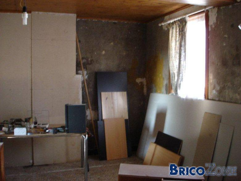 renovation avant apres. Black Bedroom Furniture Sets. Home Design Ideas