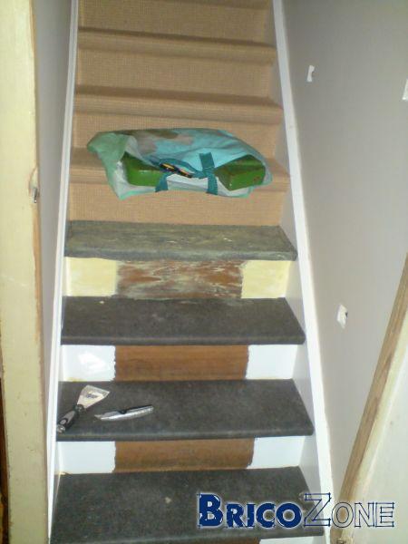 Pose Tapis Escalier Tournant 28 Images Pose D Un Escalier En