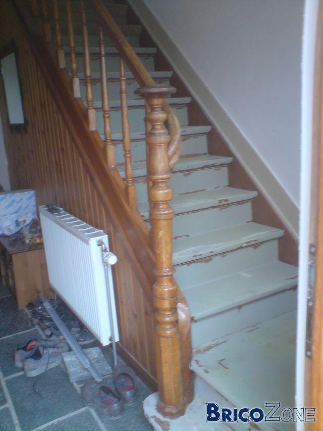 Sablage De Mon Escalier