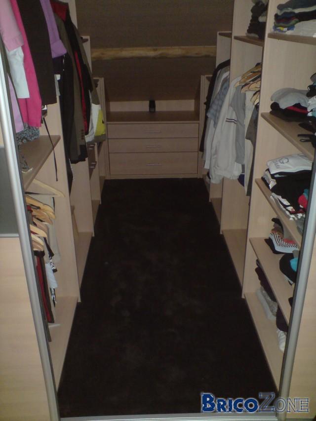 dressing avec ou sans porte. Black Bedroom Furniture Sets. Home Design Ideas