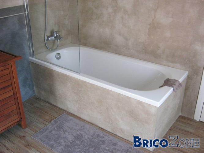 R novation sdb mortex for Entretien salle de bain