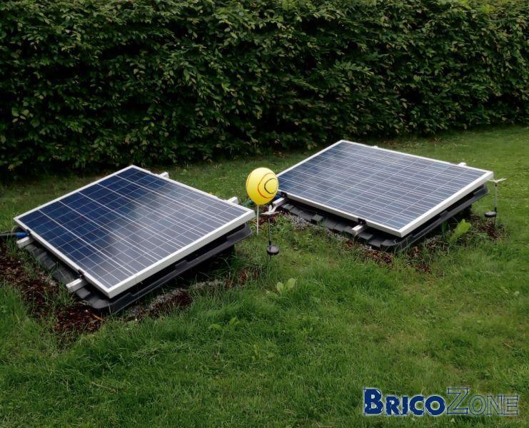 Rendement et actu quotidienne photovoltaïque