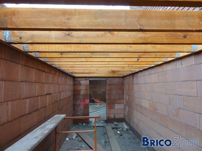 Hauteur plafond pour toiture plate - Hauteur de plafond standard ...