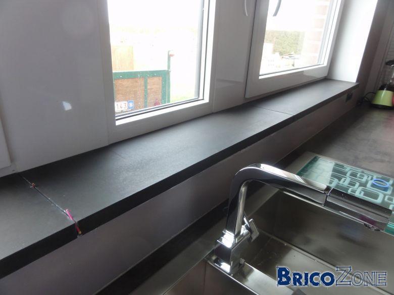tablettes de fen tre en beton. Black Bedroom Furniture Sets. Home Design Ideas
