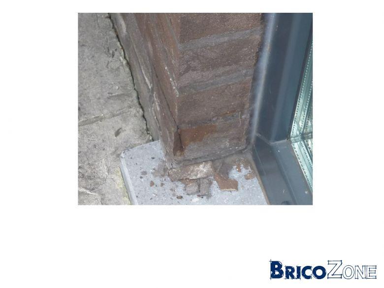 Problème de briques