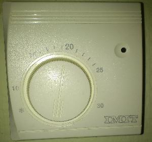 Changement vanne et thermostat