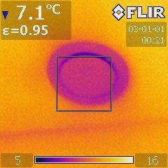 Impression que l'air soufflé par ma VMC DF est froid