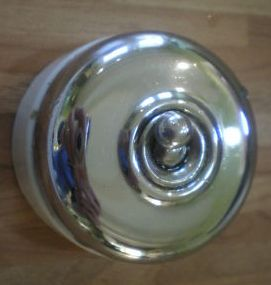 Interrupteur ancien for Interrupteur porcelaine castorama