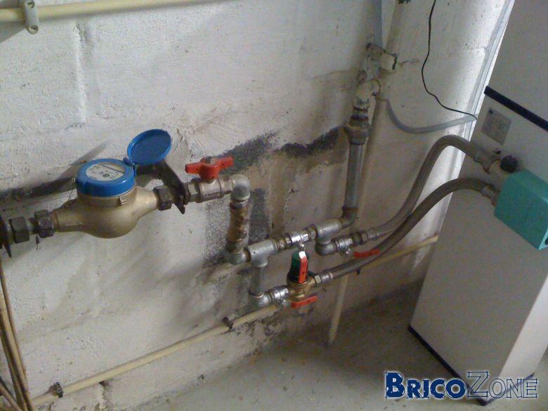 bruit dans les canalisations d'eau (bis)