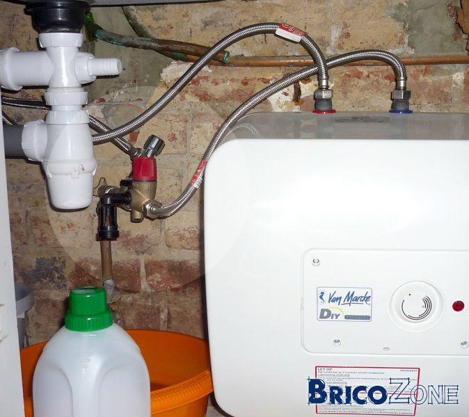 Groupe de s/écurit/é pour chauffe eau /évier