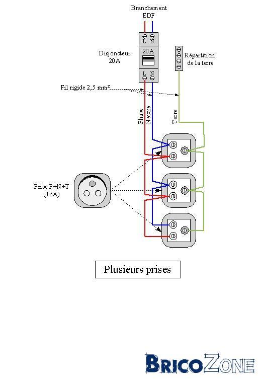 cablage circuit d u0026 39 une ligne  u00e9lectrique de luminaire