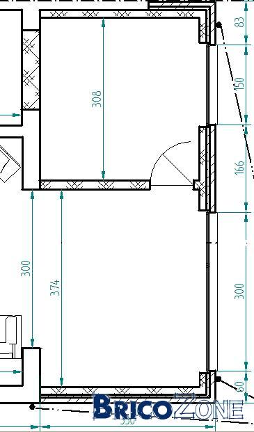 Conception toiture plate - section des supports?