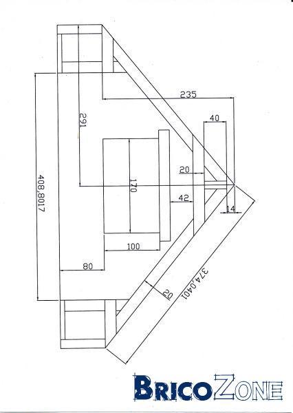 Calcul de sections des pannes de toiture page 5 for Calcul surface toiture 4 pentes