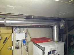 probleme sur  extraction des gaz brul�es