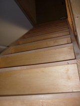 escalier comment trouver l'angle de