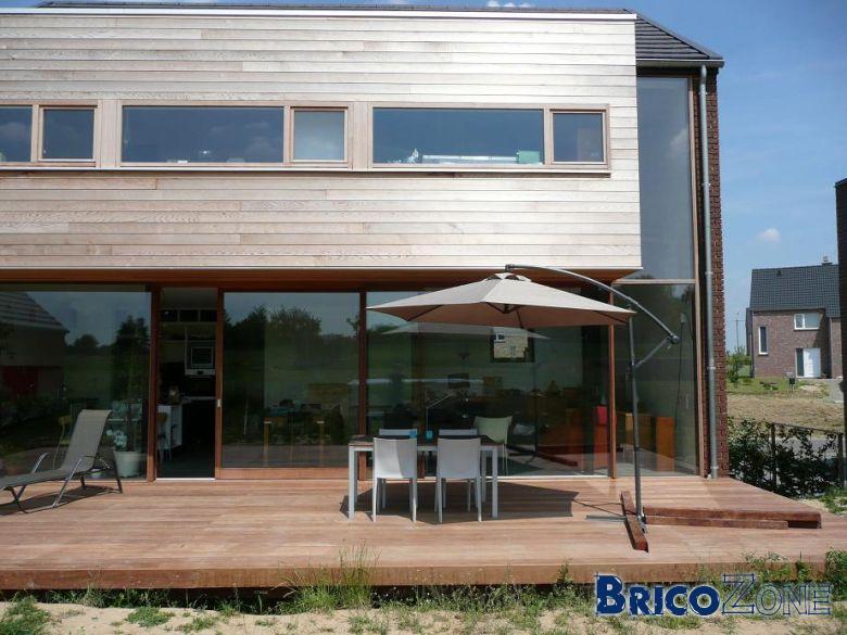 bois exotique ou carrelage pour terrasse page 2. Black Bedroom Furniture Sets. Home Design Ideas