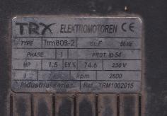 raccordement moteur electrique