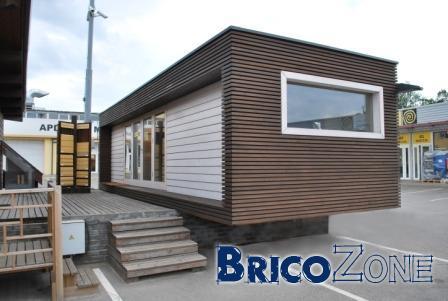 Petite maison modulaire - Maison bloc modulaire ...