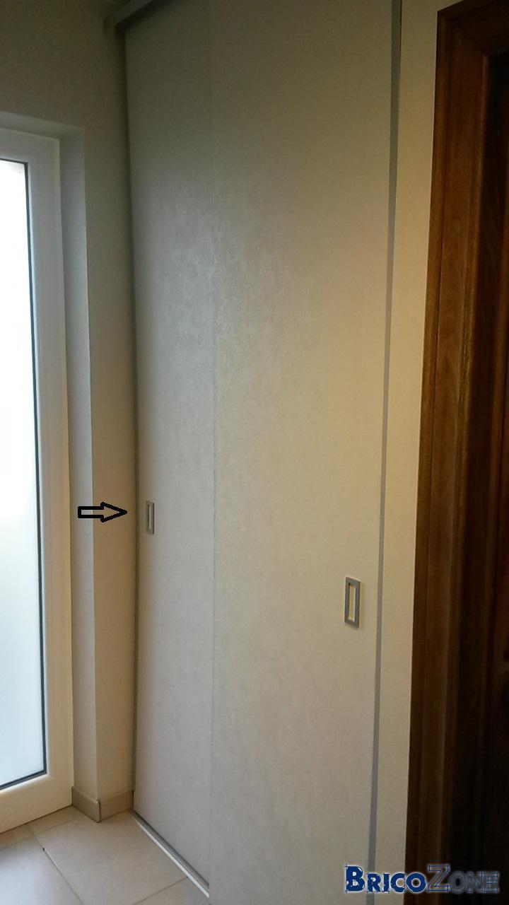 Tapisser Porte De Placard rigidité portes de placard