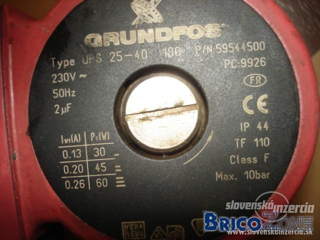 Reglage vitesse circulateur chauffage et production ECS