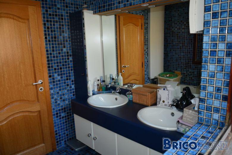 Meuble de salle de bain moins ch�re ?