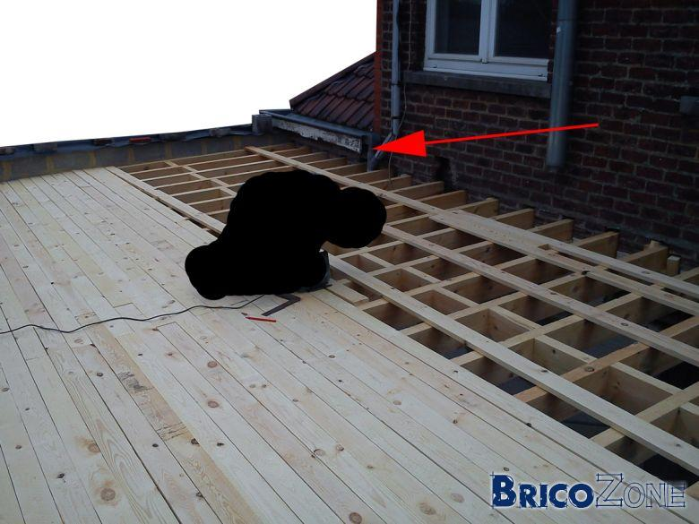 Toiture plate EPDM, besoin d'info SVP (pare-vapeur, toiture chaude ou froide, iso...)