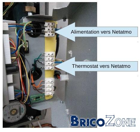 Thermostat wifi Netatmo - Prise en main