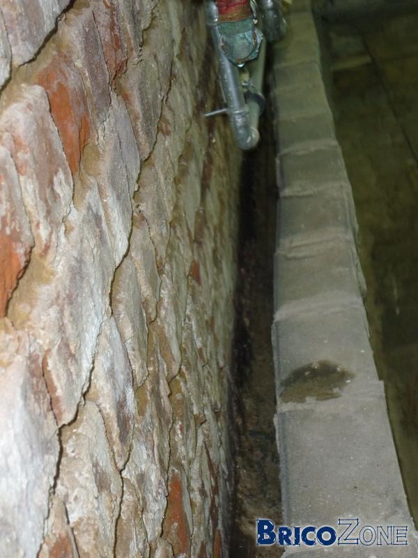 Infiltration eau dans la cave - A qui s'adresser?
