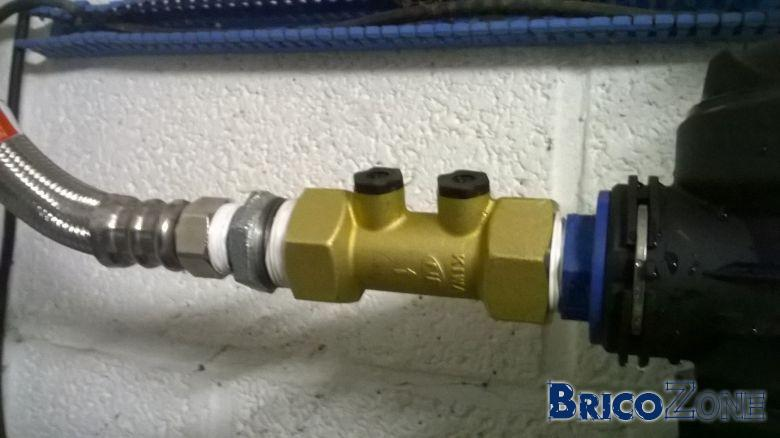 installation groupe hydrophore Tallas D-BOOST 850