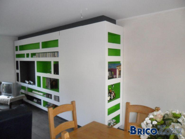 Finitions meuble mdf