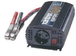 Brancher un appareil électrique sur batterie