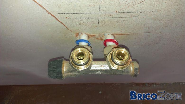 Inversion vanne thermostatique - Vanne thermostatique radiateur ...
